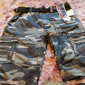 BRAND NEW Union Bay Doublestack Cargo shorts